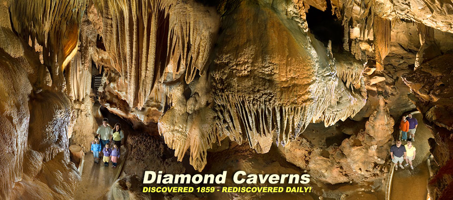 Diamond Caverns-rotator